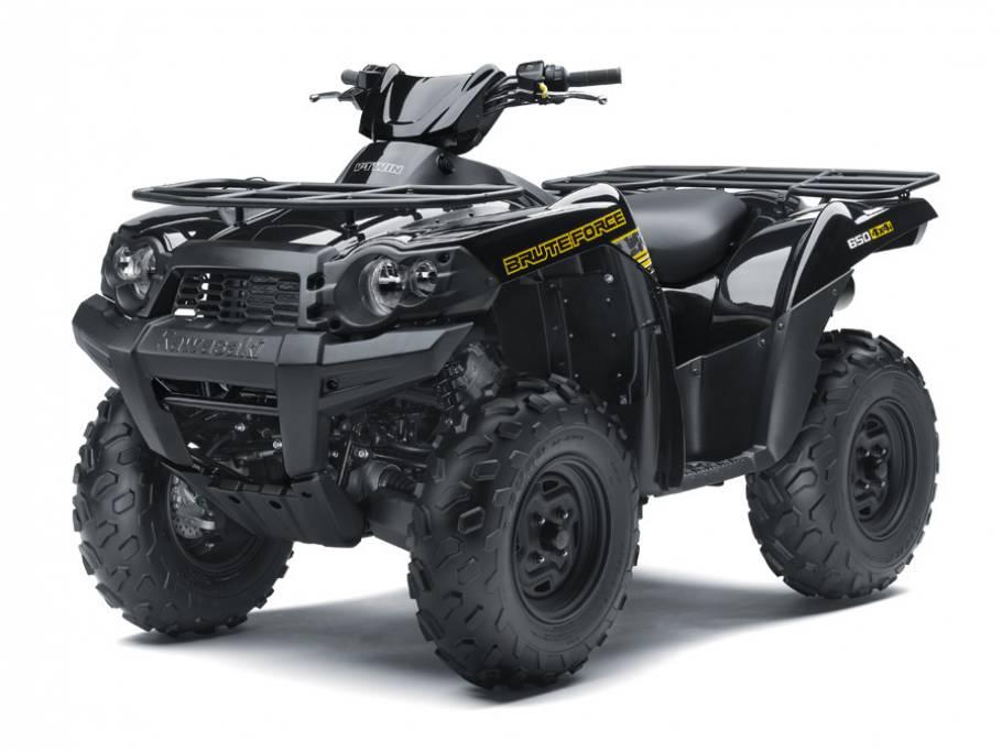 New 2014 Brute Force 650 4x4i