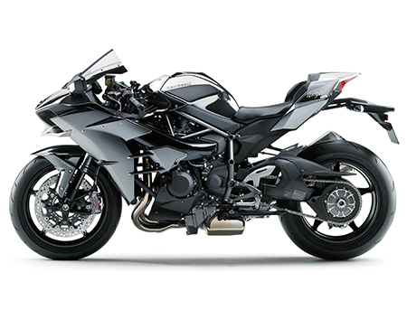 2016 Ninja H2 Styling and Craftsmanship