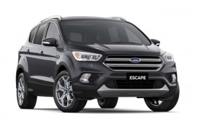 Ford Escape Titanium AWD ZG