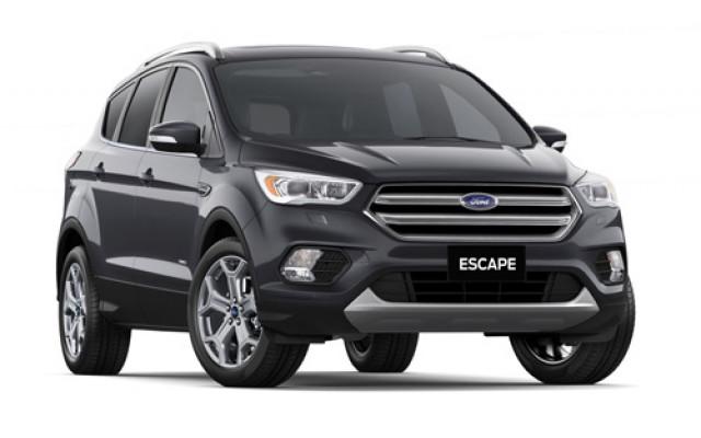 Ford Escape Titanium AWD ZG