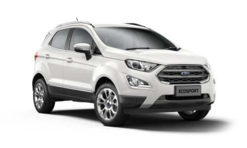 2017 MY18 Ford EcoSport BL Titanium Wagon