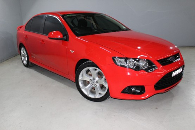 2012 Ford Falcon FG MkII Sedan