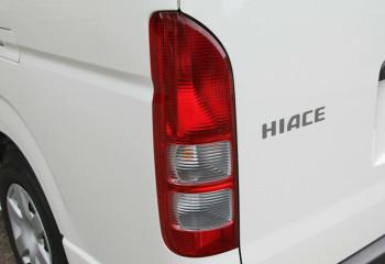 2016 Toyota Hiace KDH223R Commuter High Roof Super LWB Bus