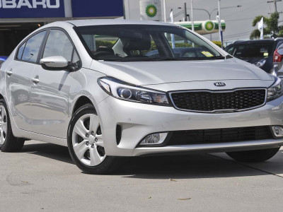 Kia Cerato Sedan S with AV YD