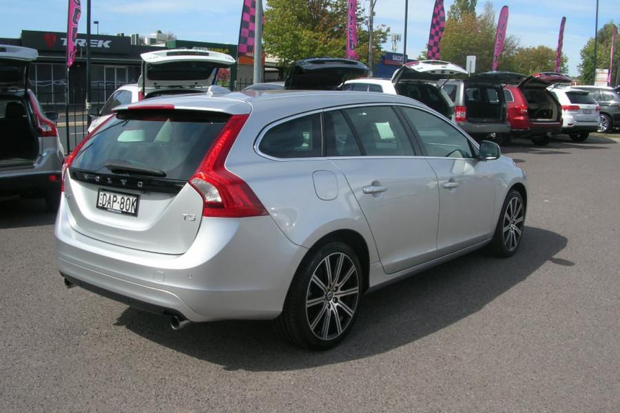 2013 MY14 Volvo V60 F Series  T5 T5 - Luxury Wagon