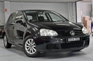 Volkswagen Golf Edition V