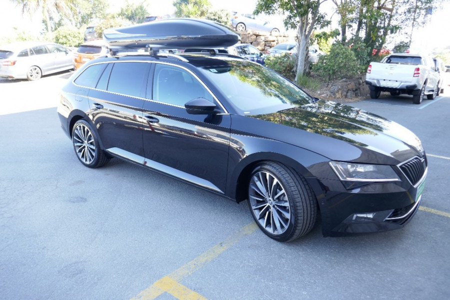 2016 MY17 Skoda Superb NP 206TSI 4x4 Wagon Wagon