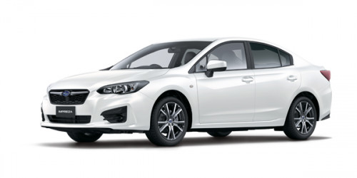 2016 MY17 Subaru Impreza G5 2.0i Sedan Sedan
