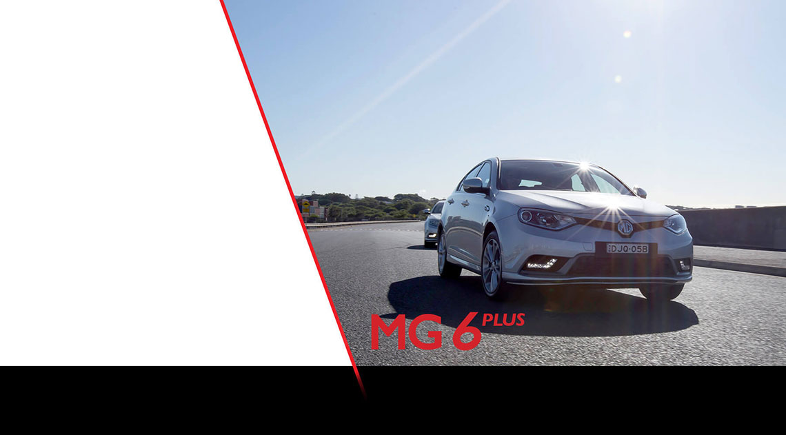 MG6 PLUS Class and space