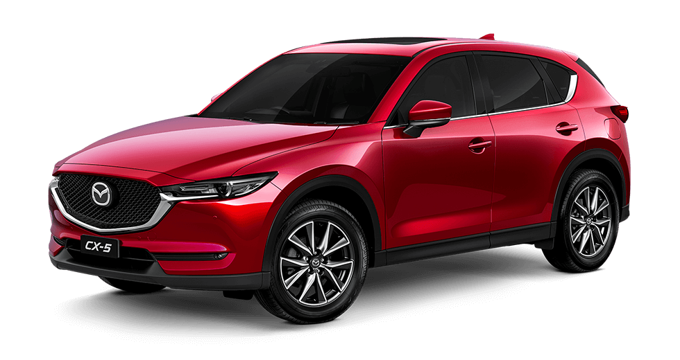 CX-5 Range | FWD or AWD