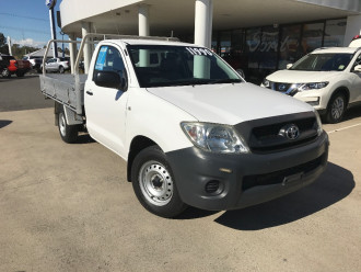 Toyot HiLux WORKMATE