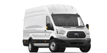 470E Jumbo Van DRW