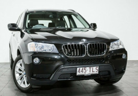 BMW X3 xDrive20d Steptronic F25 MY0413
