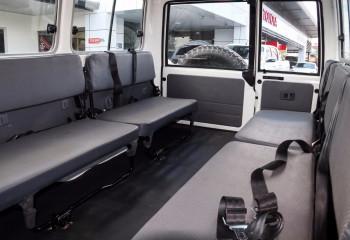 2015 Toyota Landcruiser VDJ78R Workmate Troop Wagon