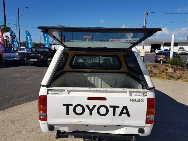 2008 MY09 Toyota HiLux TGN16R  Workmate Utility - dual cab