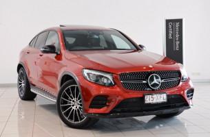Mercedes-Benz Glc250 C253