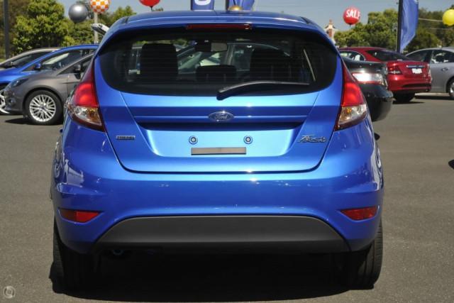 2017 MY15 Ford Fiesta WZ Trend Hatchback