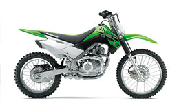 2017 KLX140L Steel Perimeter Frame and KX Styling