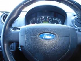 2008 Ford Fiesta WQ Zetec Hatchback