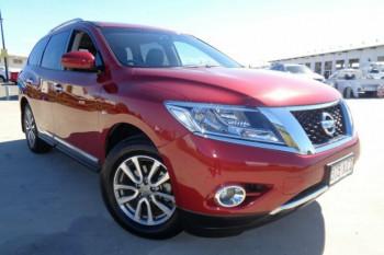 Nissan Pathfinder ST-L X-tronic 2WD R52 MY15