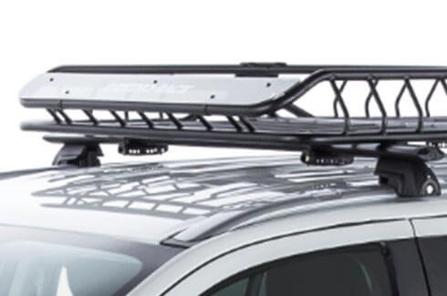 "<img src=""Rhino-Rack Roof mount cargo basket - large"