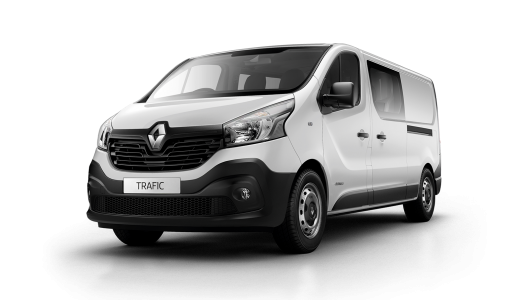 Renault TRAFIC Trafic Crew