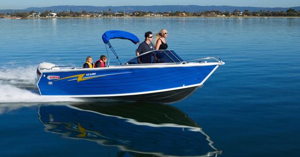 New Stacer 539 Seaway