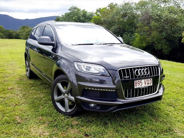 Audi Q7 TDI 4L