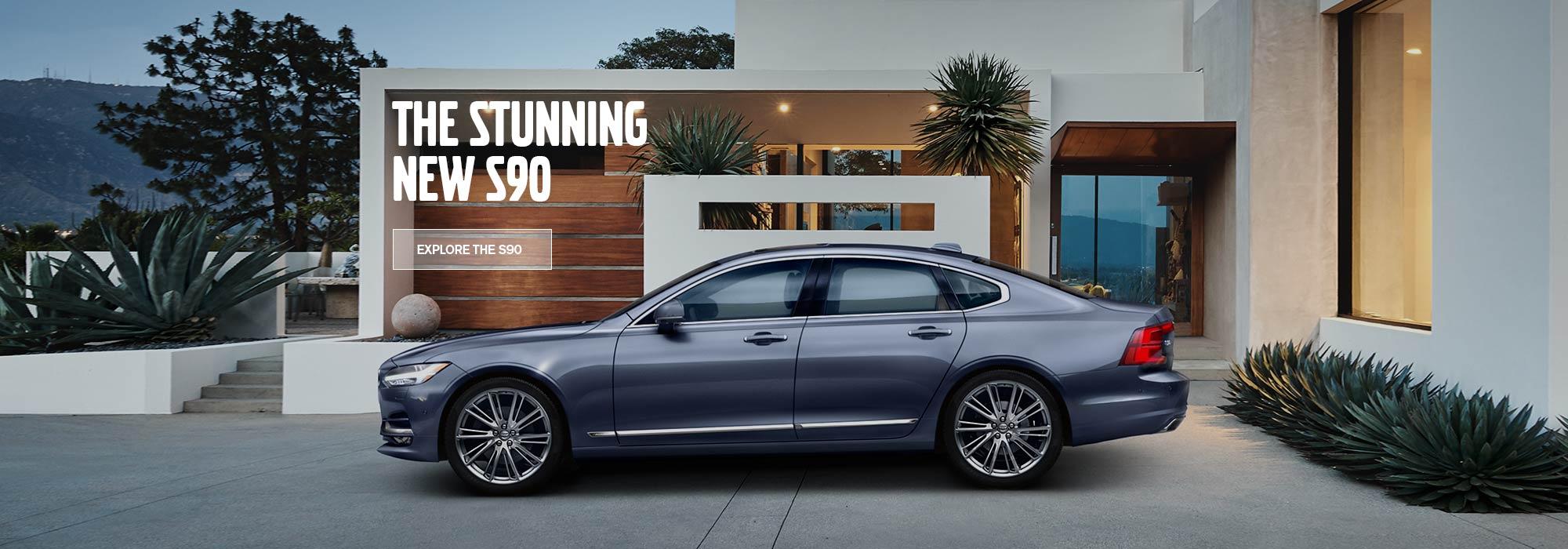 The stunning new S90