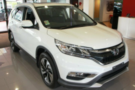 Honda CR-V 4WD VTi-L RM Series II