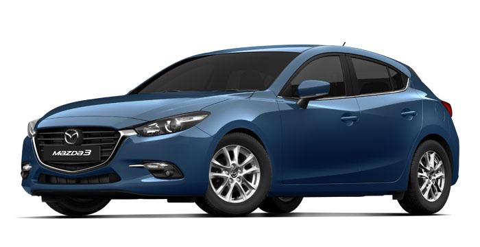 2017 Mazda 3 BN5478 Maxx Hatch Hatch
