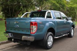 2011 Ford Ranger PX XLT Utility