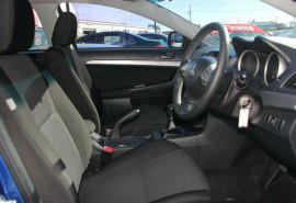 2011 MY Mitsubishi Lancer CJ MY11 SX Sedan