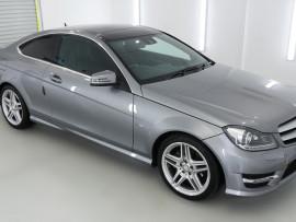 Mercedes-Benz C Class BlueEFFICIENCY C204