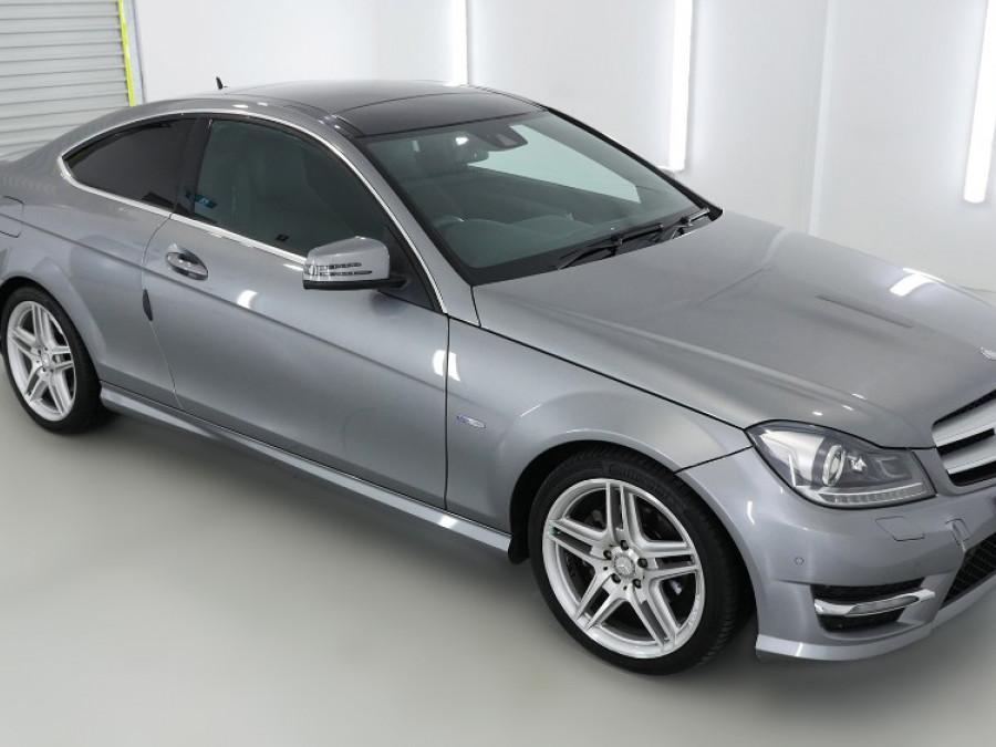 2011 Mercedes-Benz C Class C204 BlueEFFICIENCY Coupe