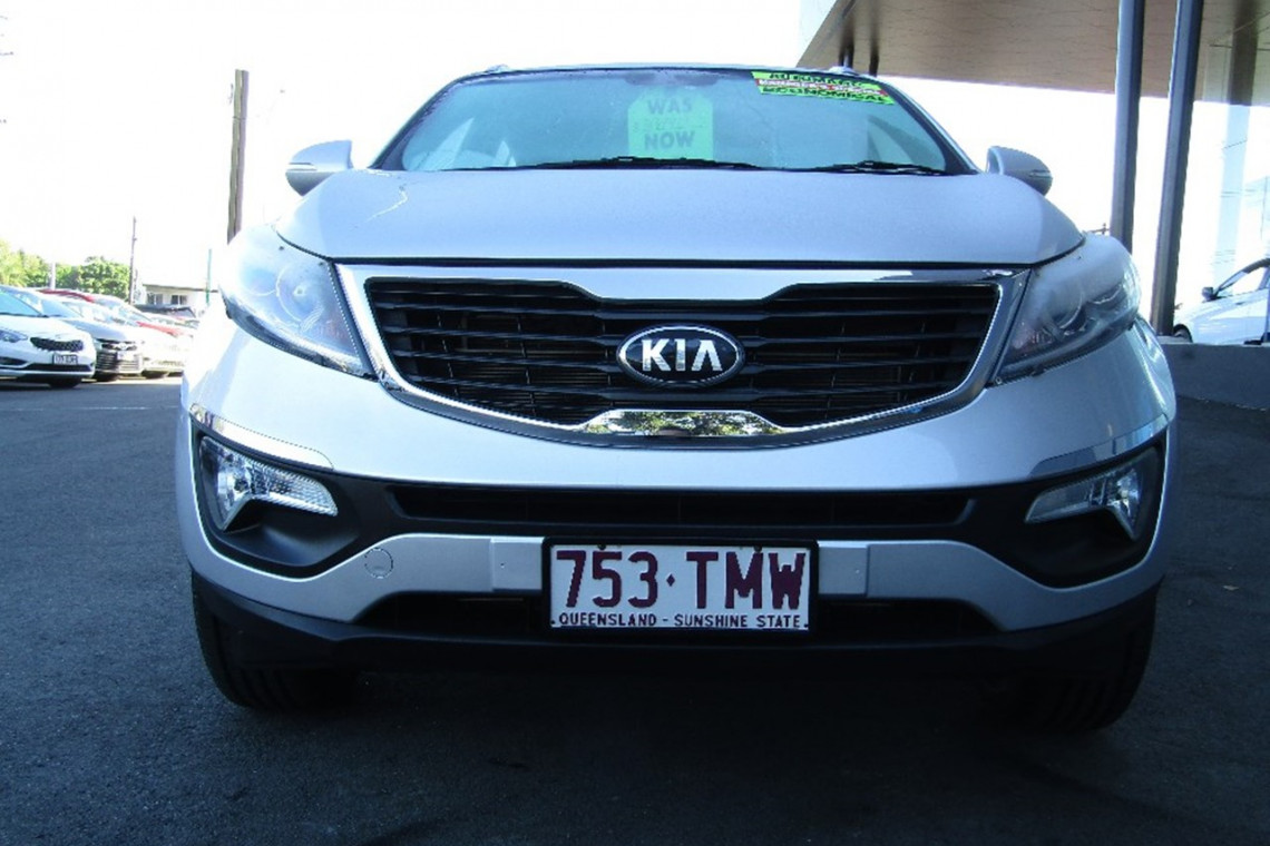 2013 kia sportage sl my13 si wagon for sale in cairns. Black Bedroom Furniture Sets. Home Design Ideas