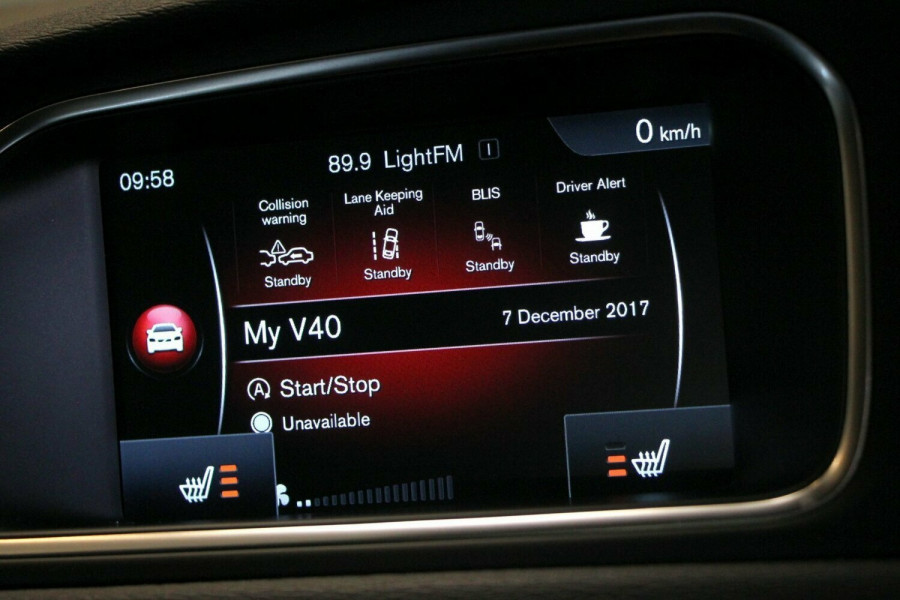 2016 MY17 Volvo V40 M Series MY17 T4 Adap Geartronic Inscription Hatchback