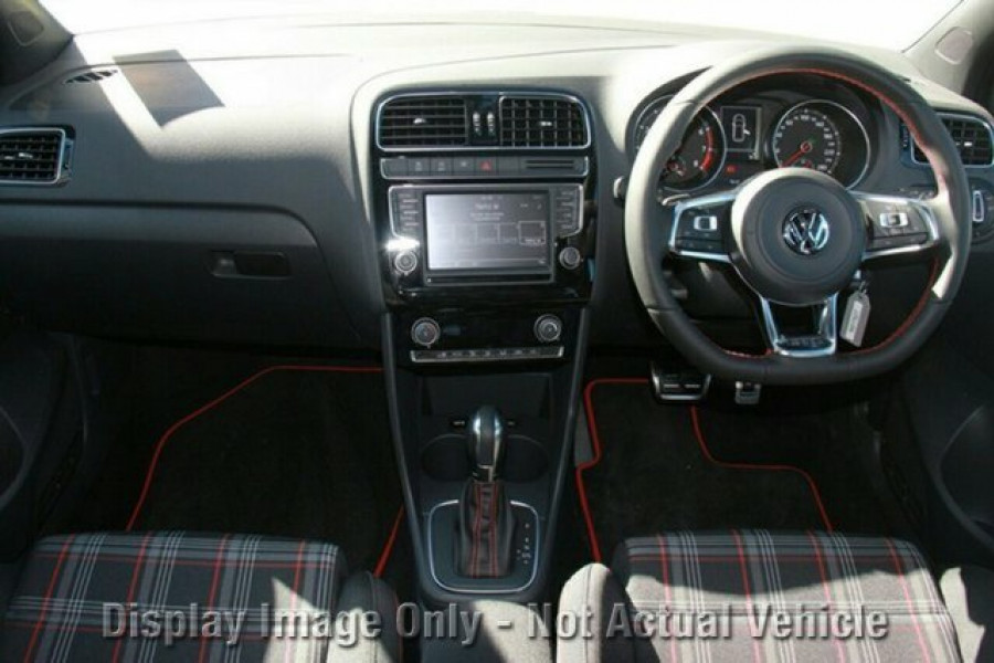 2017 Volkswagen Polo 6R GTI Hatchback