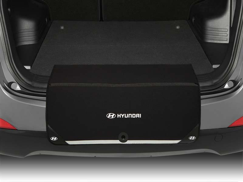 Fabric Rear Bumper Protector