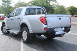 2009 Mitsubishi Triton MN MY10 GL-R DUAL CAB Utility