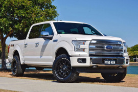Ford F150 PLATINUM (No Series) MY16