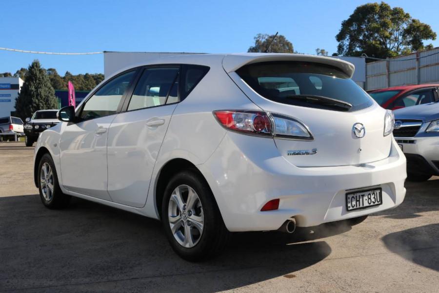 2012 Mazda Mazda3 BL 11 UPGRADE NEO Hatchback