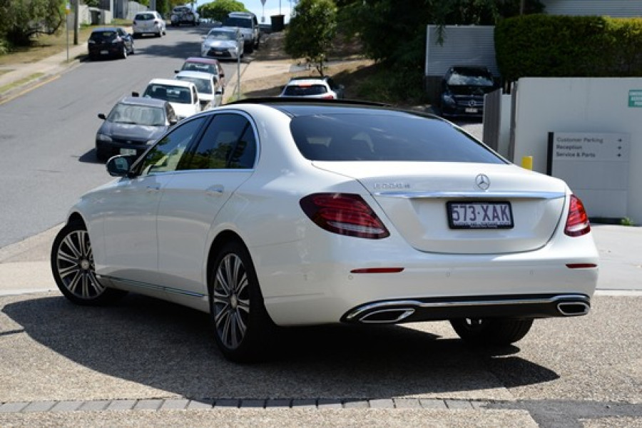2016 Mercedes Benz E220 W213 D Sedan For Sale In Brisbane