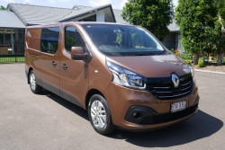 Renault Trafic Lifestyle X8