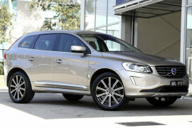 Volvo XC60 D5 Geartronic AWD Luxury DZ MY15