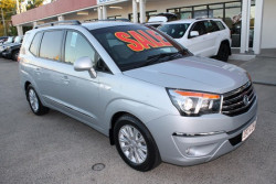 Ssangyong Stavic SPR A100