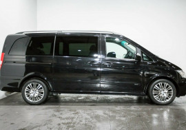 2012 MY Mercedes-Benz Viano 639 MY12 BlueEFFICIENCY Wagon