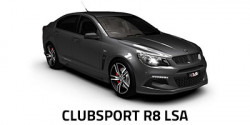 New HSV ClubSport R8