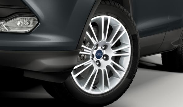 Alloy Wheels - 17