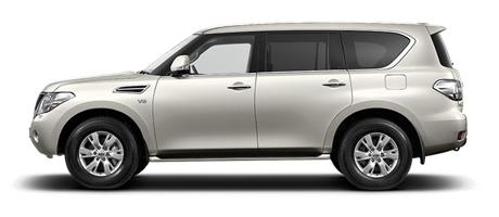 New Nissan Patrol